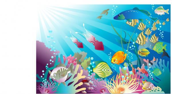 ปลาใต้ทะเล