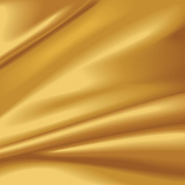 ผ้าทอสีทอง