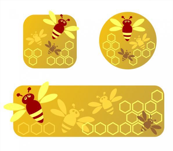 แบนเนอร์ผึ้ง
