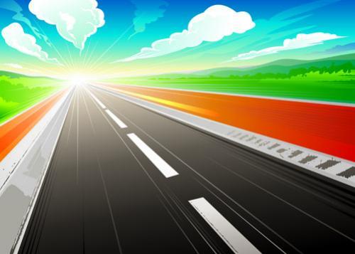 ถนนความเร็ว