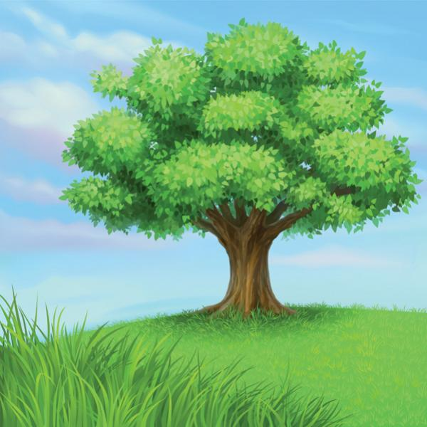ต้นไม้ต้นหญ้า