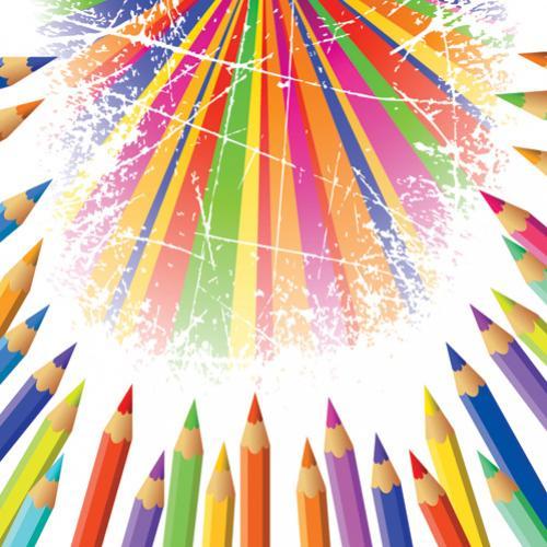 ธีมดินสอสี