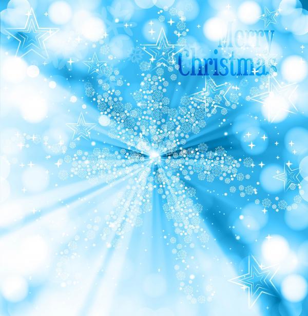 แบ็คกราวคริสต์มาส