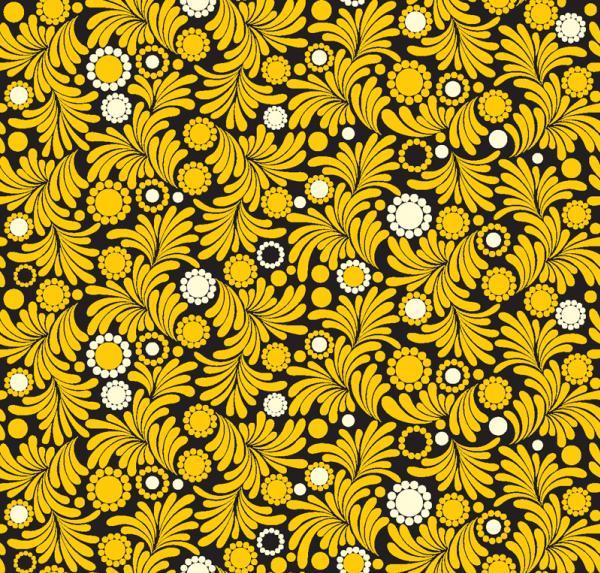 แบ็คกราวดอกไม้สีเหลือง