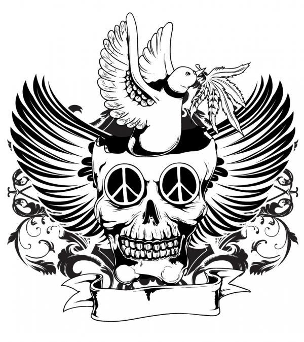 หัวกระโหลกเสรีภาพ