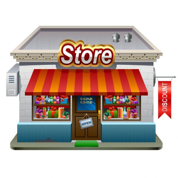 ร้านค้าstore