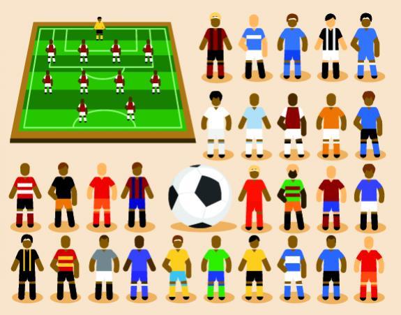 ทีมฟุตบอลไอคอนเกมส์