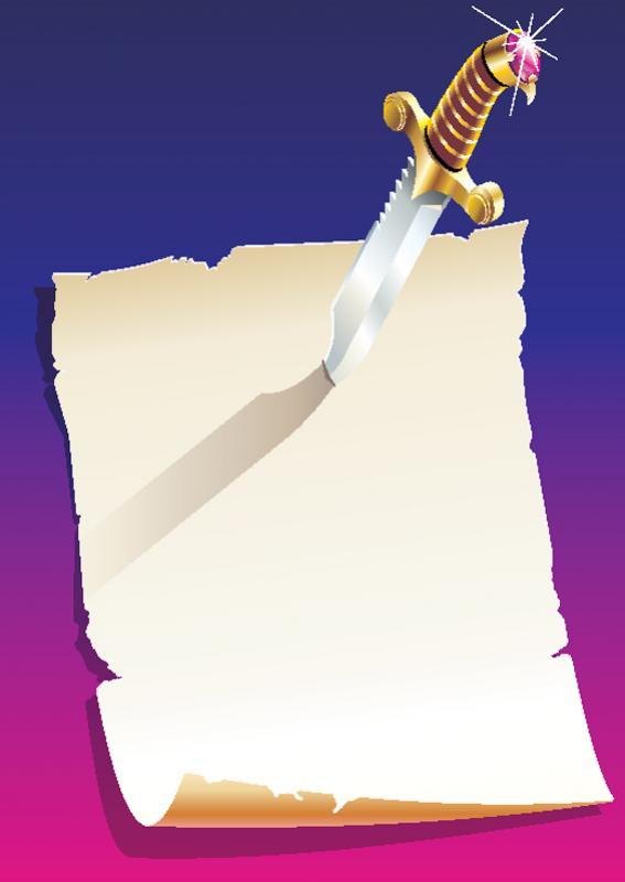 มีดปักกระดาษ