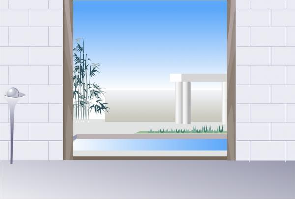หน้าต่างวิวสวย