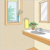 อ่างล้างหน้าห้องน้ำ