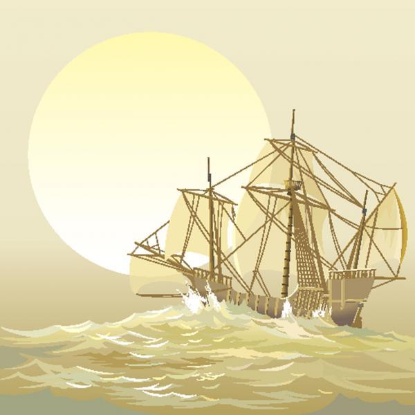 เรือสำเภากลางมหาสมุทร