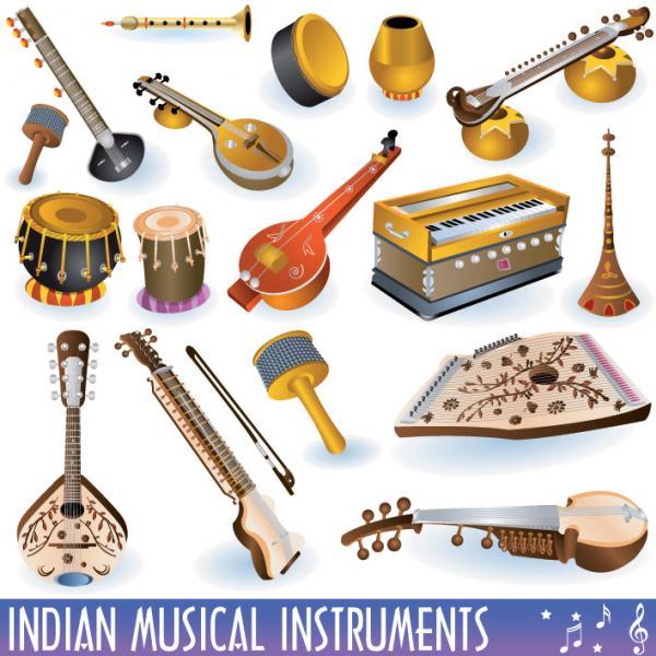 เครื่องดนตรีIndian