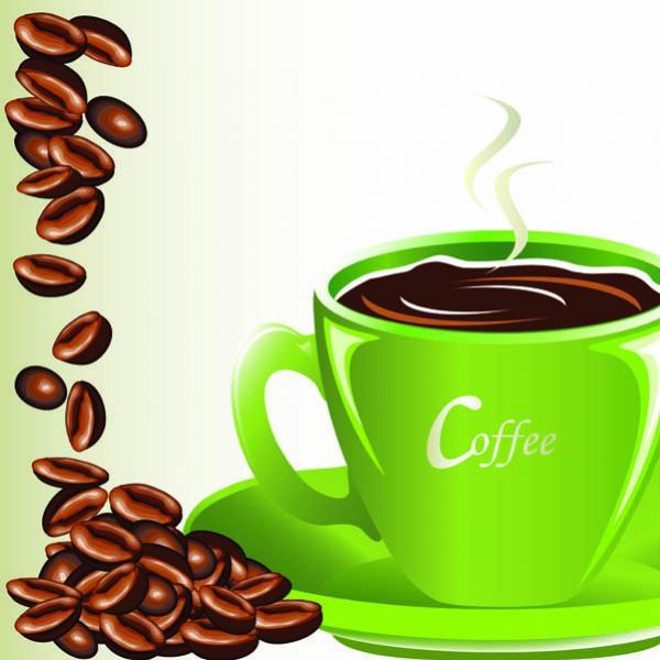 กาแฟแก้วกาแฟ