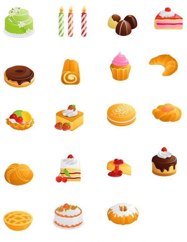 ขนมปังและขนมเค้ก