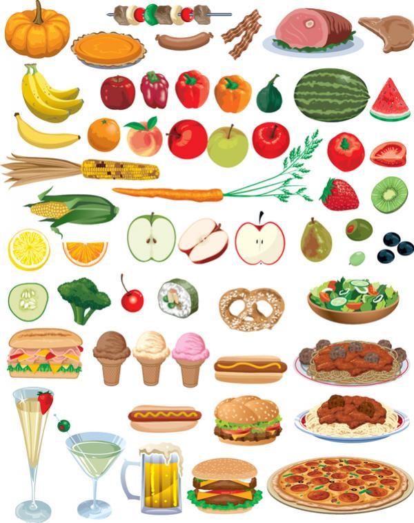 อาหารผักผลไม้