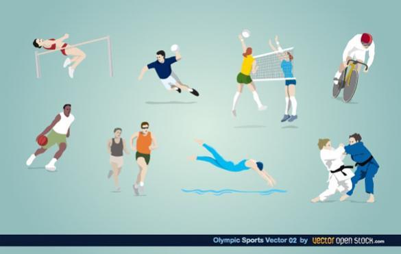 Sportsactionvectors