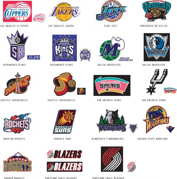 โลโก้NBAชุด4