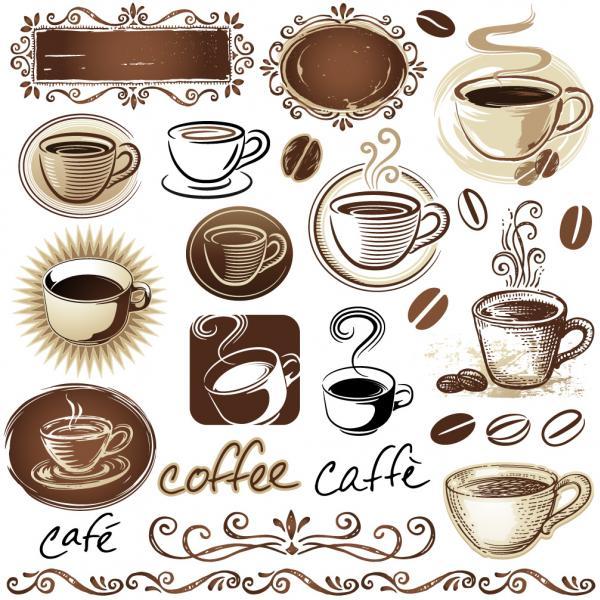 โลโก้กาแฟ