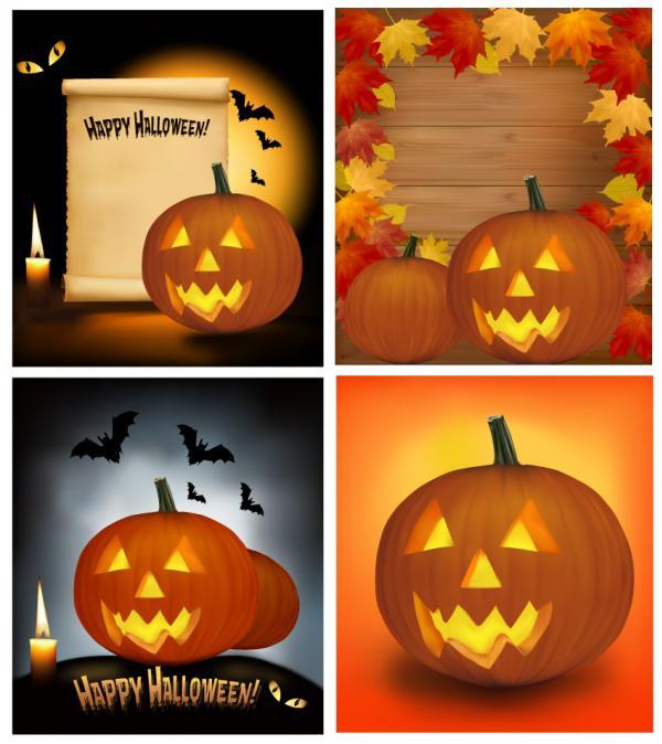 Halloweenฟักทองวันฮาโลวีน