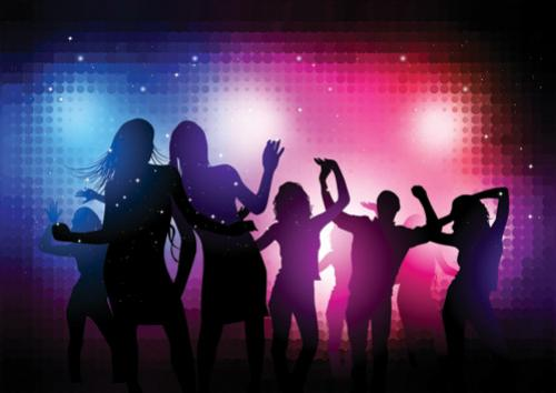 งานปาร์ตี้เต้นรำ