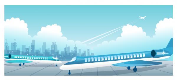 ลานจอดเครื่องบิน
