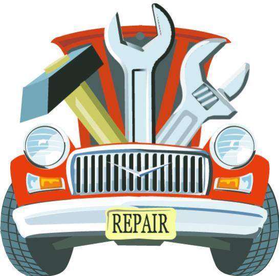 รถยนต์ประแจซ่อม