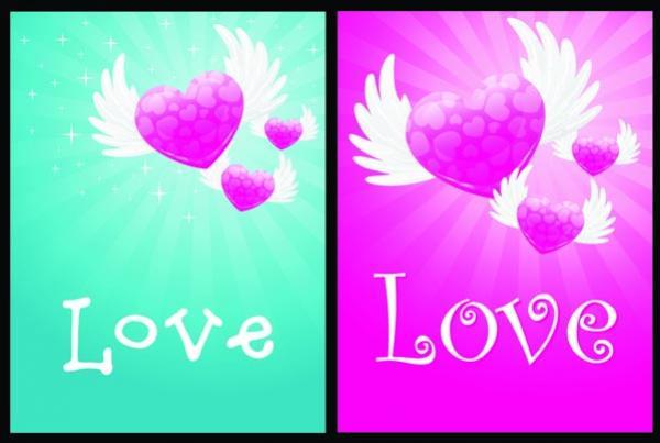 หัวใจมีปีกLove