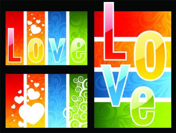 กราฟิกLoveความรัก